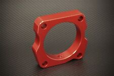 Throttle Body Spacer (Red): Fits Honda Accord V6 2003-2010 by Torque Solution