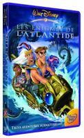 DVD ☆ LES ÉNIGMES DE L'ATLANTIDE ☆ WALT DISNEY ☆ OCCASION