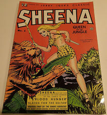 SHEENA Queen of the Jungle #1 Blackthorne Publishing 1985 Jerry Iger's CLASSIC