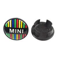 4x 54mm MINI Mehrfarbig Nabendeckel Felgendeckel Nabenkappen für MINI 3131171069