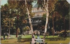 Penetanguishene Hotel Georgian Bay Ontario ON Postcard E16 *As Is