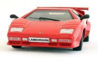 Lamborghini Countach LP500S Red Сollection Diecast Model Car 1:43 Scale (1982)