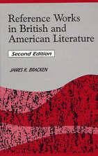 Obras de referencia en la literatura británicos y americanos, 2nd edición (ácido de referencia
