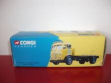 foden 4 wheel rigid truck set camions truck CORGI CLASSICS