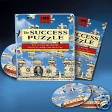 BOB PROCTOR - THE SUCCESS PUZZLE SEMINAR (6 CD) TRAIN FOR SUCCESS - MSRP $147.00