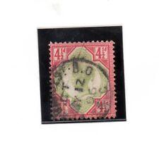 Gran Bretaña Monarquias valor del año 1887-900 (BK-57)