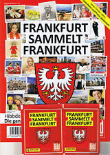 Frankfurt sammelt Frankfurt / Leer Album / 2010/2011 / Stickeralbum