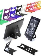 IPad Mini, Kindle, DX, Hudl Fire, Nook eReader Holder Supporto Stand Nero iClip