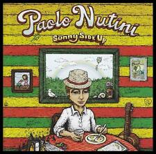 PAOLO NUTINI - SUNNY SIDE UP CD ~ COMING UP EASY~CANDY +++++ *NEW*