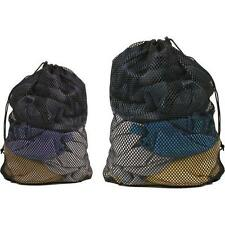 Dunk Bag 24 X 30 - Multi-Purpose Nylon Mesh Bag/Drawstring w/Cordlock Closure