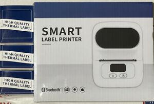 Smart Label Printer Bluetooth