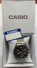 Casio Men's Watch MTP-E303D-1A 100m MTPE303D  & Original Gift Box