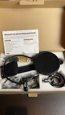 Kondensator Mikrofon mit Mikrofonarm und Mehr Zubehör