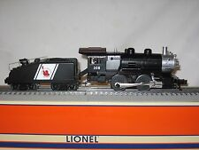 Lionel 81043 CNJ 0-4-0 Steam Switch Engine & Tender w/ RailSounds for O/027 2014