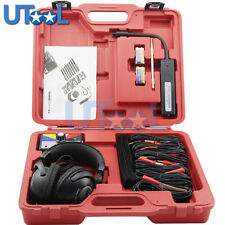 6 Channel Electronic Stethoscope Kit Car Mechanic Noise Diagnostic Tool