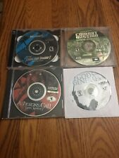PC Game Lot Combat Flight Simulator, Combat Missions, Asheron's Call