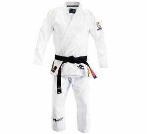 Fuji Sports Mens Tournament Series Brazilian Jiu Jitsu Gi Jiu-Jitsu BJJ - White