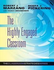 Classroom Strategies: The Highly Engaged Classroom : The Classroom Strategies