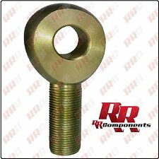 RH 1/2-20 Thread With a 1/2 Bore, Solid Rod Eye, Heim Joints, Rod Ends
