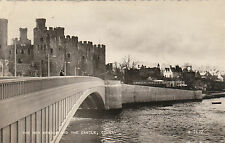 New Bridge & Castle, CONWAY, Caernarvonshire RP