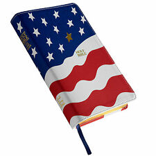 God's Glory™ Bible; King James Version Holy Bible inspired by the American Flag