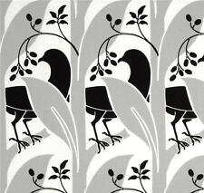Decorator ~Art Deco  ~ BIRDS & BERRIES ~ Vicki Payne ~ Fabric - per 1/4 yard