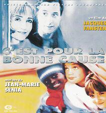 Cést Pour La Bonne Cause-1996-France Original Movie Soundtrack-26 Track-CD