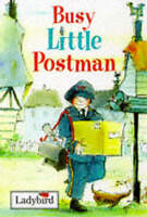"""AS NEW"" Busy Little Postman - Ladybird Little Stories, King, Karen, Book"