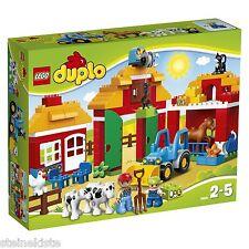 LEGO® Duplo - Großer Bauernhof 10525 Big Farm Set NEU & OVP