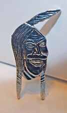 LAUGHING INDIAN PIN HATPIN FREE SHIPPING IN USA