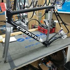 Cannondale supersix EVO  road racing bike bicycle frame 56cm new.