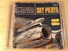 The Flaming Sideburns Sky Pilots CD album Jetset VG+