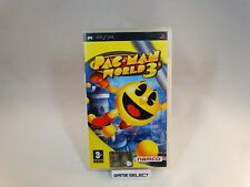 PAC-MAN WORLD 3 PACMAN SONY PSP PLAYSTATION PAL EUR ITALIANO COMPLETO ORIGINALE