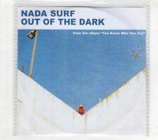 (HU279) Nada Surf, Out Of The Dark - 2016 DJ CD