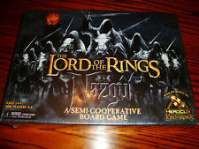 Lord Of The Rings Nazgul Board Game Nib Plastic Never Opened Perfect Condtion