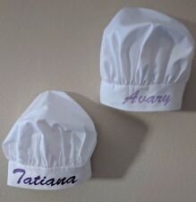 Personalized-Childs Chef Cooking Hat  Fun Paint Cute
