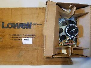 LOWELL Modèle 810 8-Inch 15W Double Cone Driver R181070 Enceinte Haut-Parleur