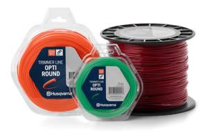 Husqvarna Brushcutter Strimmer Opti Round Trimmer Line Cord