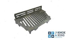 """18"""" AL Fire Grate with Coal Saver 4 Legs Free Standing Cast Iron Heavy Duty"""