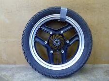 1984 Honda CB700SC Nighthawk H1052-1. front wheel rim 16in