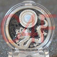 2016 Canada Birthstones June $5 Pure Silver Coin with Swarovski Pearl Crystal