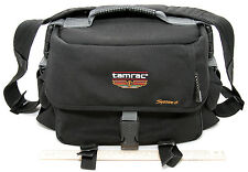 TAMRAC SYSTEM 6 BLACK Vintage Photo Camera Bag Shoulder Neck Nikon Canon Sony