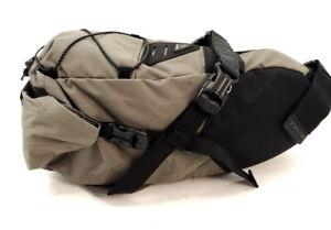 Topeak Backloader Gravel Bike Large Seat Bag 6 Liter, Olive Green, TBP-BL1G
