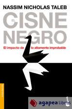 El cisne negro. NUEVO. ENVÍO URGENTE (Librería Agapea)