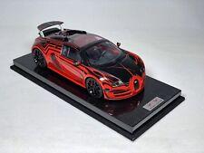 1:18 HH Bugatti Lor Blanc, No Mr BBR CMC Autoart Makeup