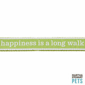 Martha Stewart Buckle Dog Collar-Various Sizes - happiness is a long walk