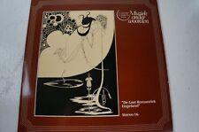 Muziek onder woorden De Laat Romantiek Engeland Stereo 16 (LP21)