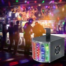 RGB LED Bühnenbeleuchtung DMX512 DJ Disco Lichteffekt Strobe Party Strahler