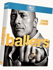 Ballers Complete First Series 1 Season 1 [Region Free](Blu-ray) New & Sealed