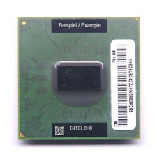 New Intel Pentium M 1,5ghz sl6f9/1mb/400mhz Cpu Socket/Socket M/Ppga 478 Laptop
